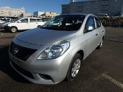 Just Landed 2014 Nissan Latio