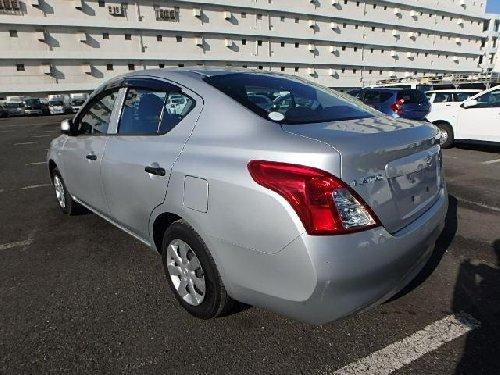 2014 Nissan Latia Silver