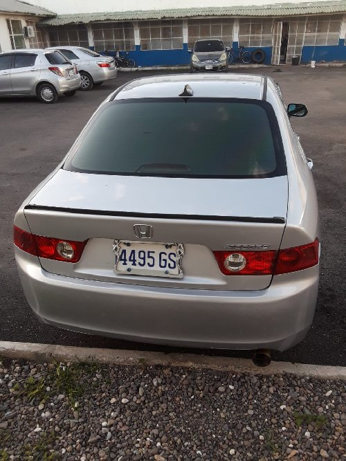 2005 Honda Accord CL7