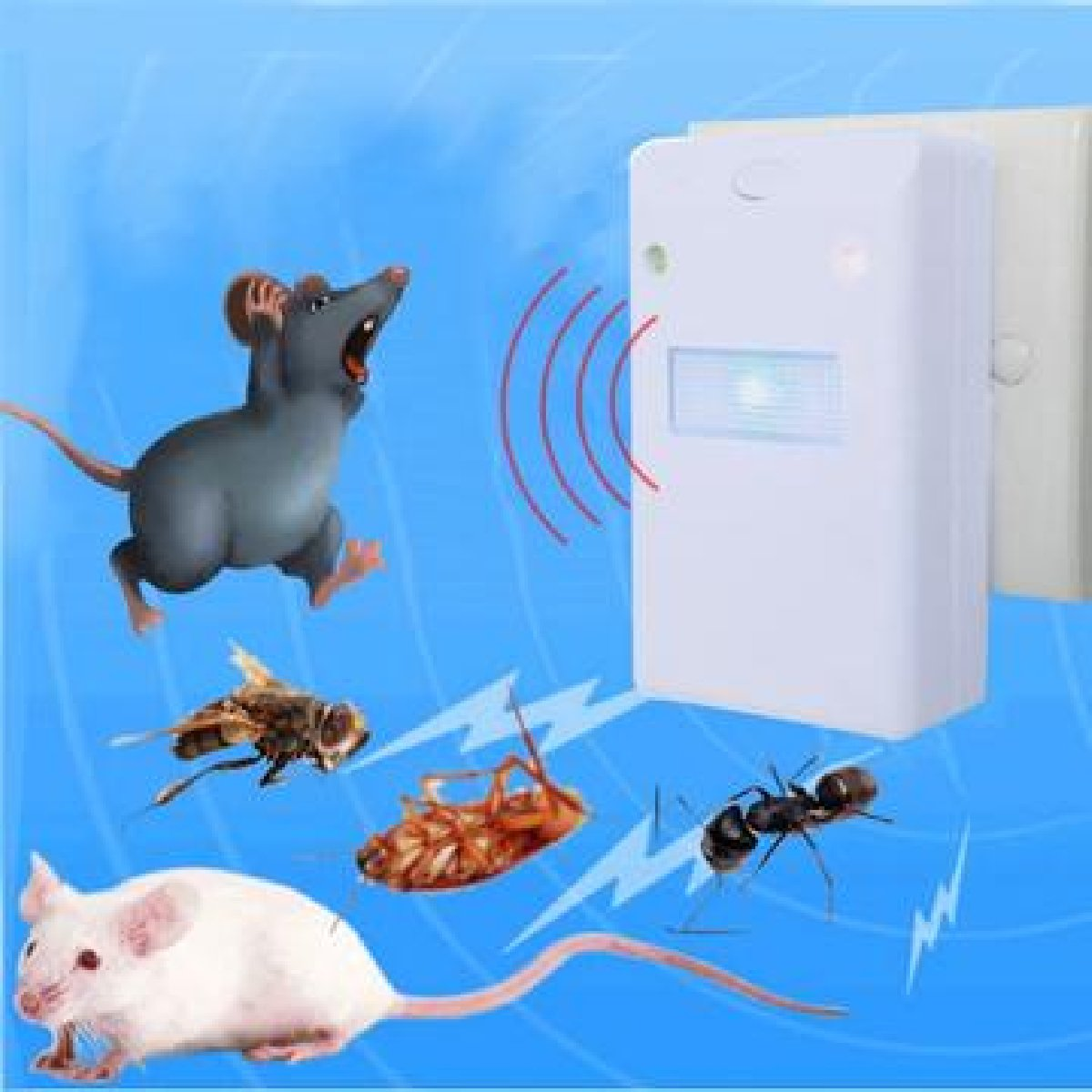 CHEMICAL FREE PEST CONTROL DEVICES for sale in Ocho Rios St