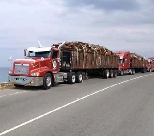 Bigga real trensetta trucking