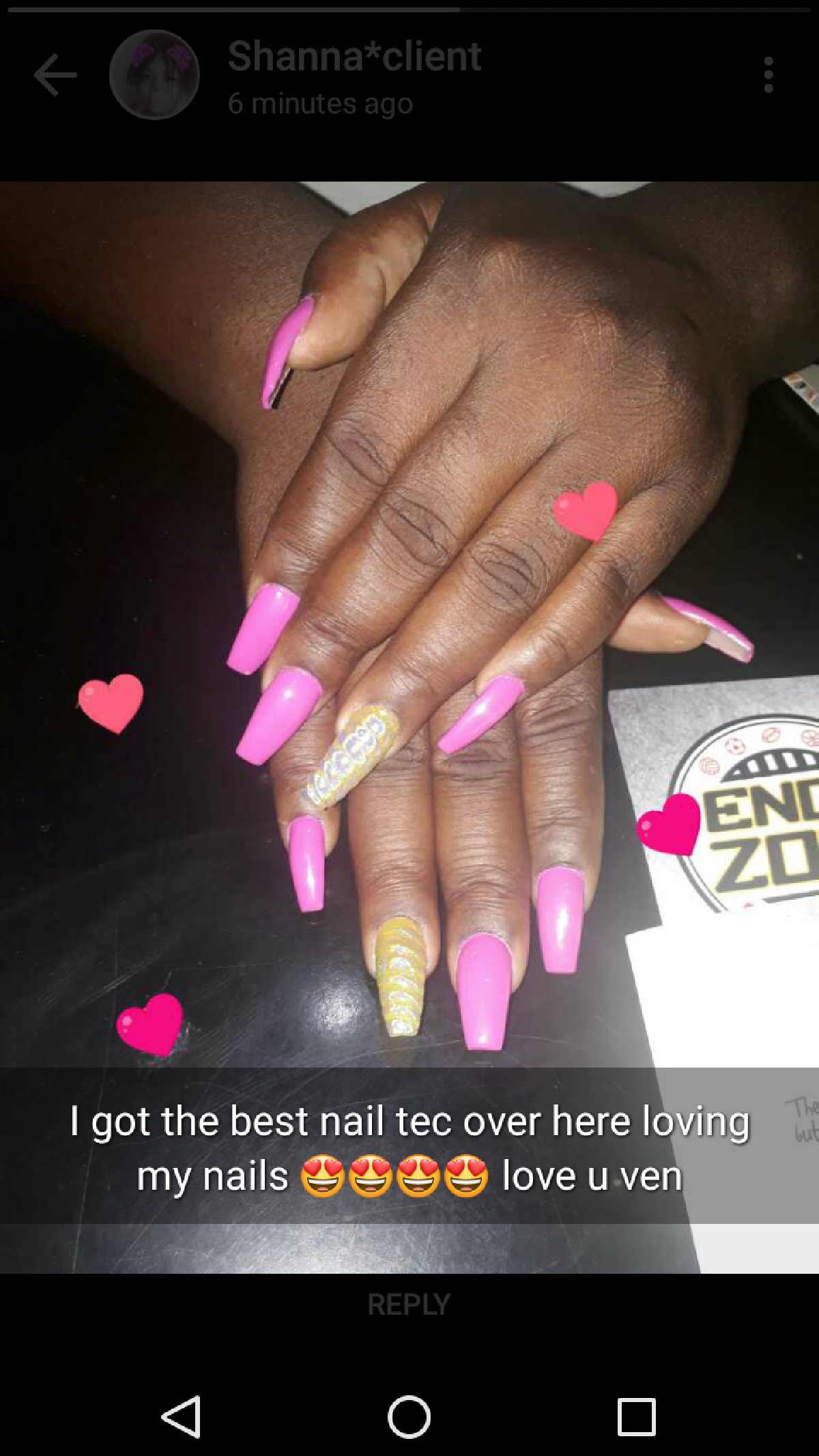 Seeking A Nails Station in Portmore St Catherine - Shops