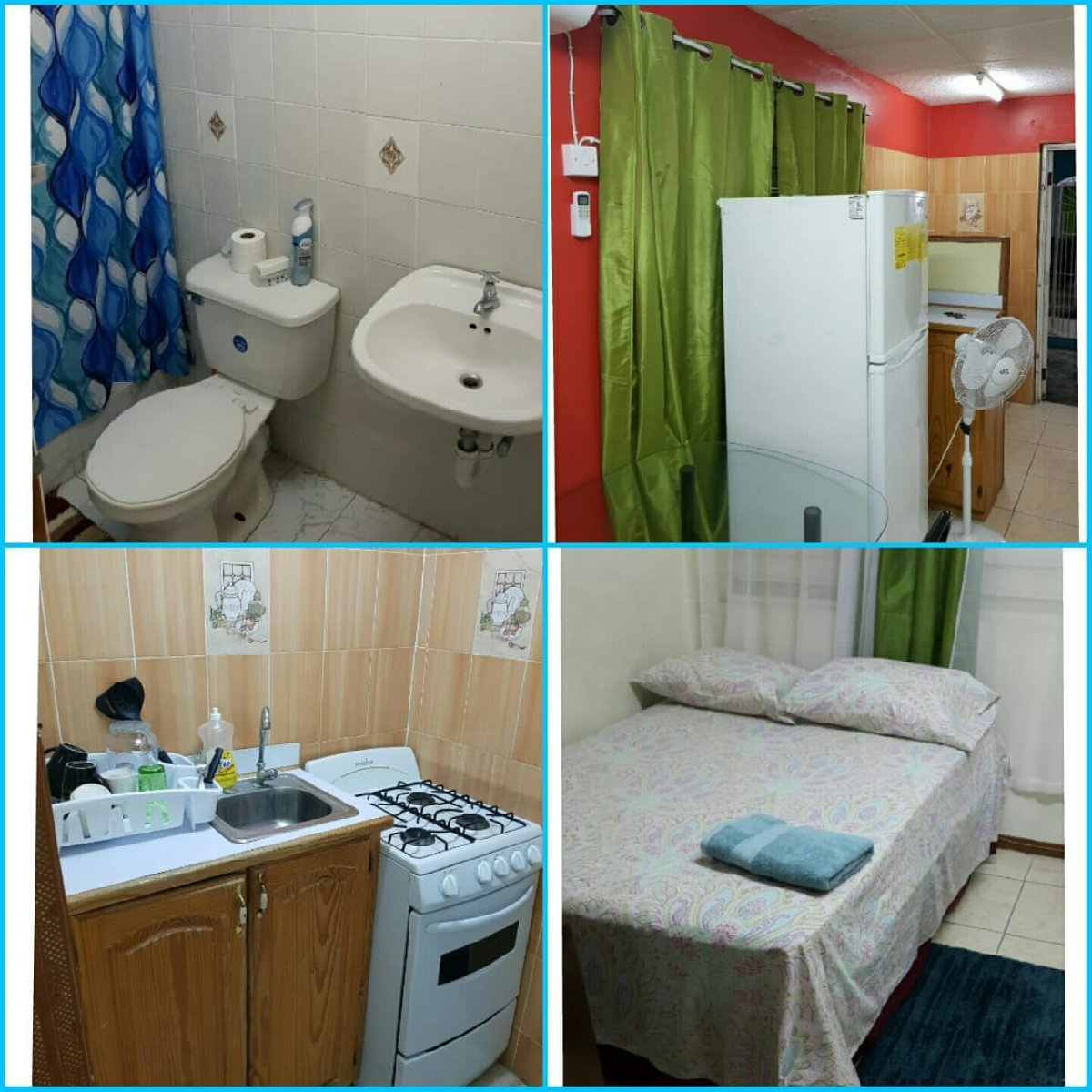 Short Term Rental.(US$50/night) In Mona