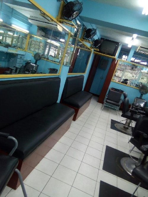 HAIR & BARBER BOOTH STILL AVAILABLE.