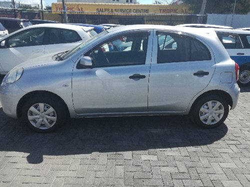 2013 Nissan March Cars Kingston