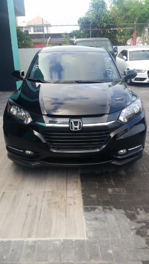 2016 Honda HR_V  Cars Kingston