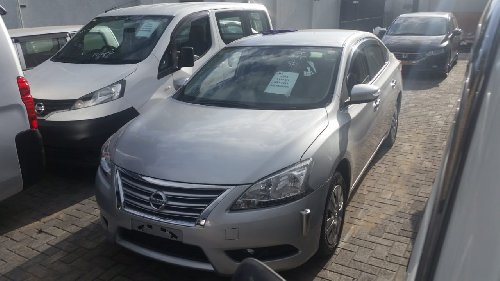 2014 Nissan Sylphy Cars Kingston
