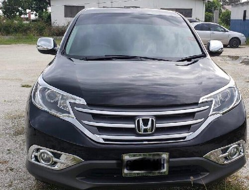 2013 Honda Crv Vans & SUVs Black River