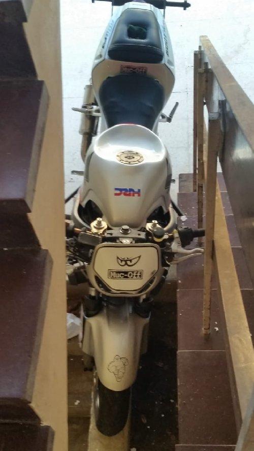 F4i Bike