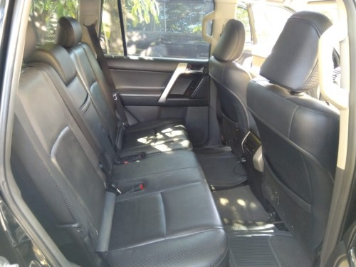 2012 Toyota Land Cruiser  Prado vx model