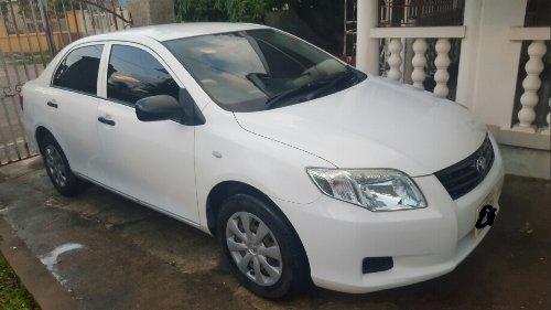 2010 Toyota Corolla Axio X Cars Montego Bay