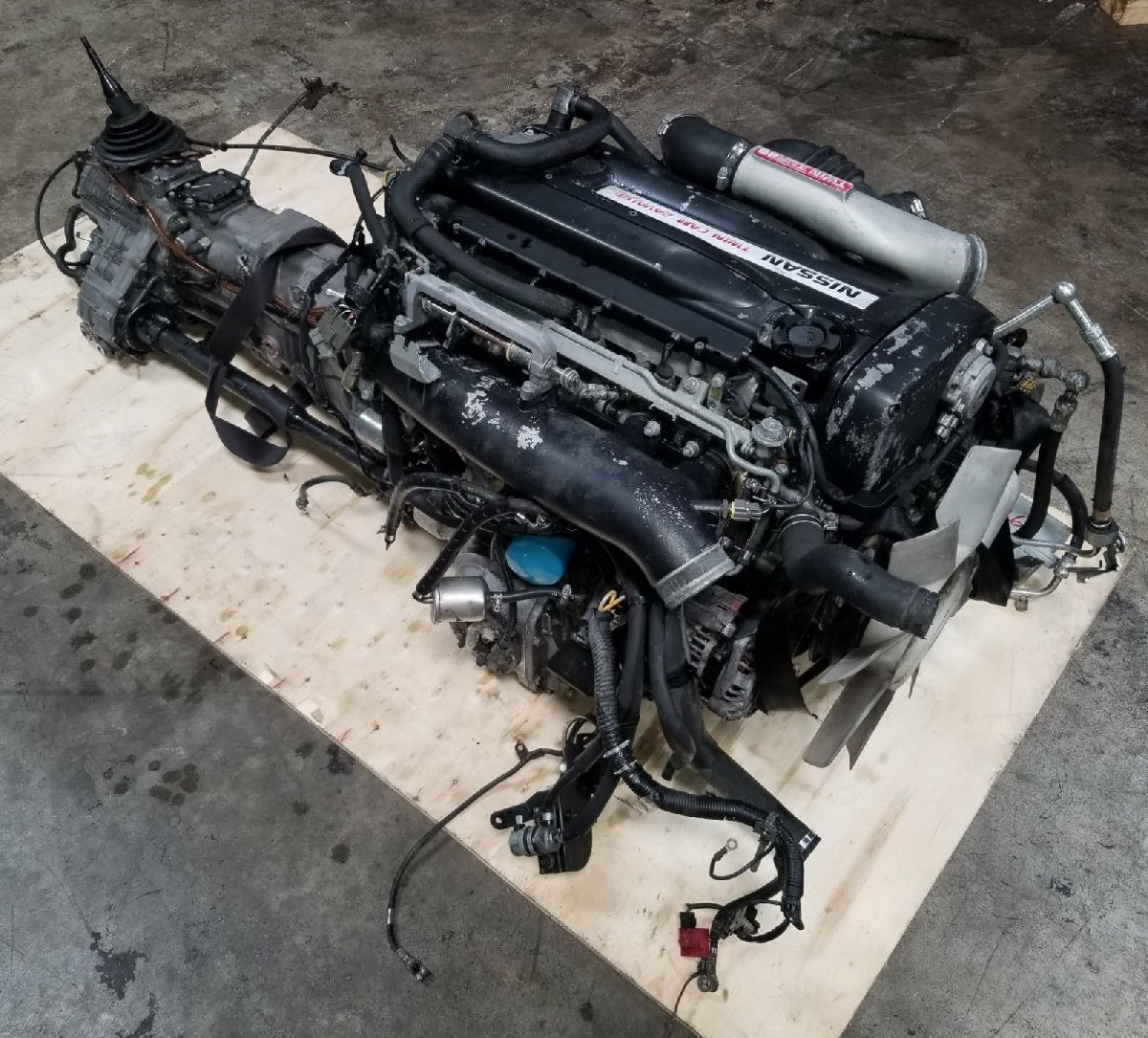 RB26DETT Nissan Skyline GTR R32 RB26 2 6L Twin Tur for sale