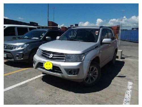 2017 Suzuki Grand Vitara