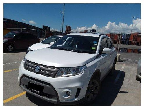 2017 Suzuki Vitara (White)