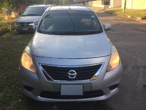 2013 Nissan Versa For Sale