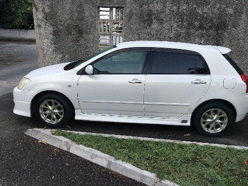 2004 Toyota Allex