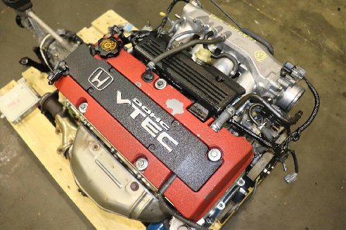 HONDA S2000 AP1 F20C 2.0L DOHC VTEC Engine 6 Speed