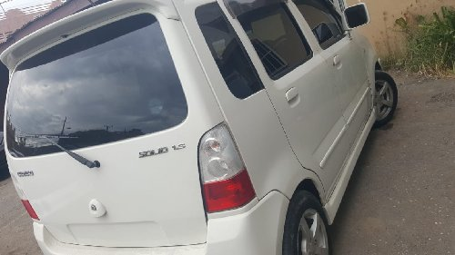 2003 Suzuki Solio $395k Negotiable!