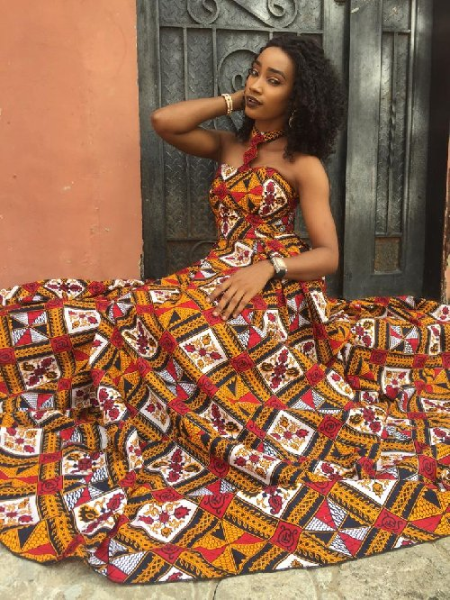 Authentic African Dress