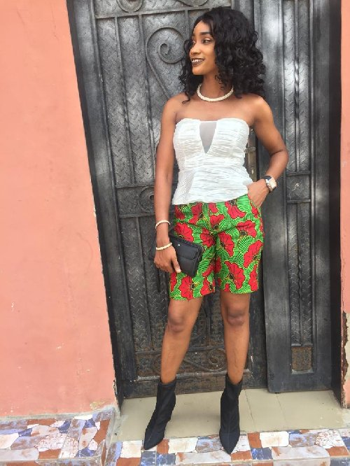 Authentic African Short