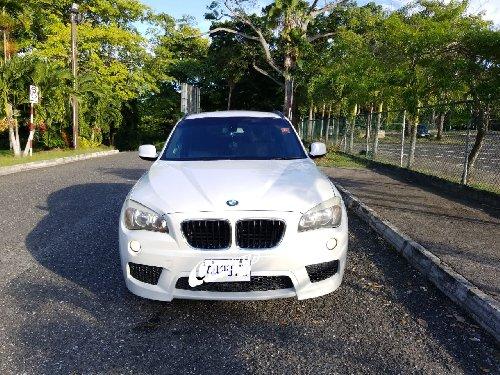 White BMW, Fully Loaded