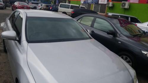 Toyota mark x year 2010