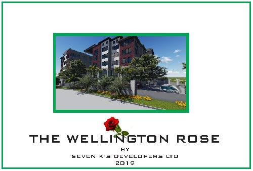 2 Bedroom Wellington Rose