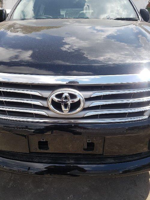 2013 Toyota Vangurd