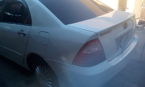 2003 Toyota Corolla King Fish $600k Negotiable!