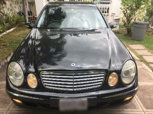 2004 Mecerdes E200 For Sale