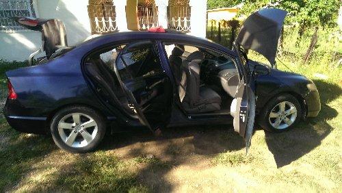 2007 Honda Civic DX Left Hand Drive
