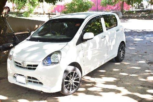 2013 Toyota Pixis Cars Montego Bay