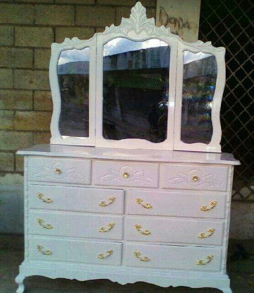 Vintage Dressing Table For Sale
