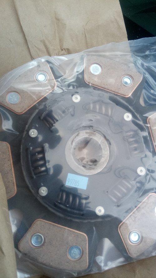 Bseries Flywheel And Clutch Kit