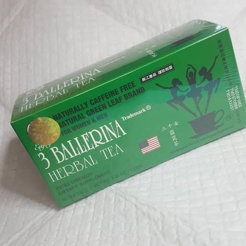 Ballerina Tea