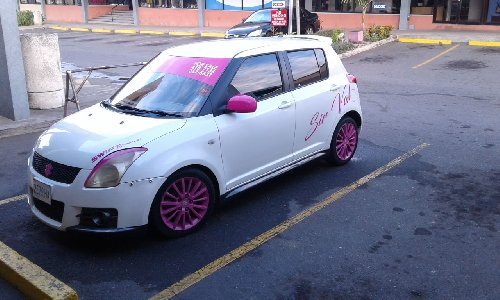 2005 Suzuki Swift Sport Stick Shift $590k Neg