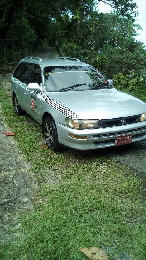 1996 Corolla L Touring
