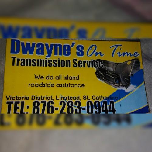 Transmission Repair