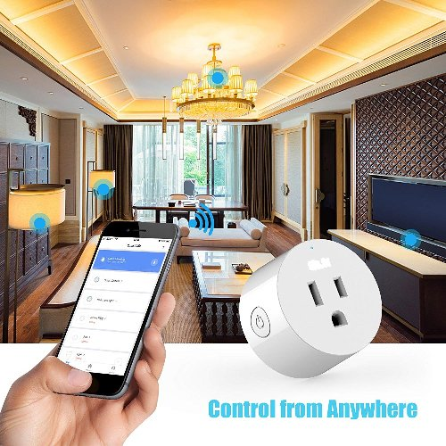 Smart Plug  Wi-Fi Enabled- Control From ANYWHERE!!