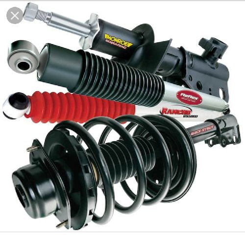 SHOCKS/STRUTS REPAIR