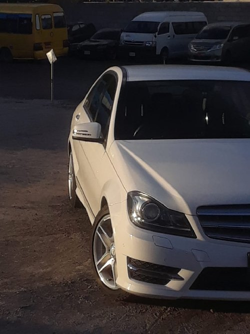 2013 Mercedes Benz