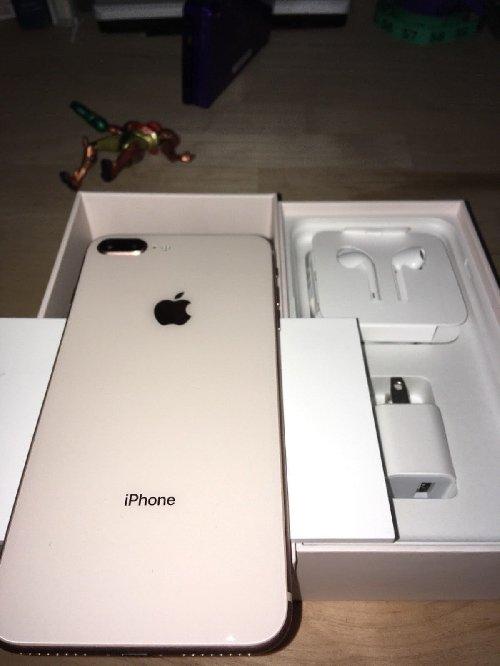 Apple IPhone 8 Plus Factory Unlocked AT&T Verizon