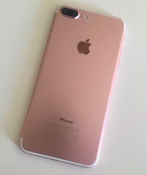 Iphone 7 Plus Rose Gold (128 Gb)