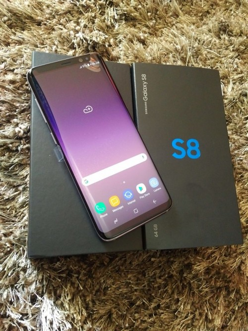 SAMSUNG S8 INTERNATIONAL VERSION 64GB