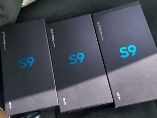 SAMSUNG S9 INTERNATIONAL VERSION 64GB