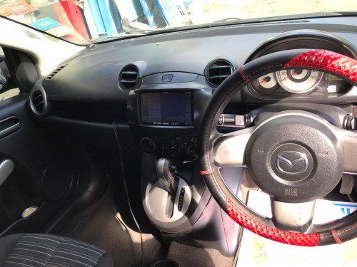 2011 Mazda Demio Cheap 770k Neg