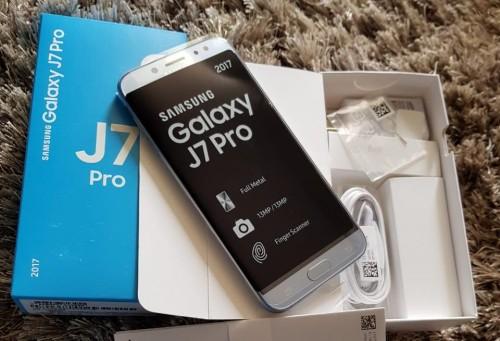 SAMSUNG J7 PRO DUOS FULLY UNLOCKED
