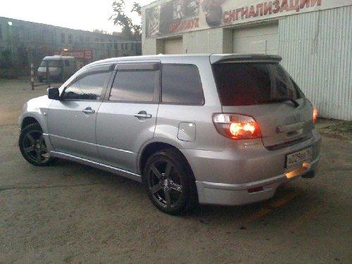 2003 Mitsubishi Turbo