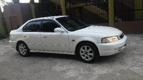 2001 Honda Domani (EK Brother)