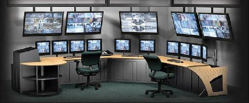 Security Monitoring Room Officer